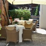ristorante/giardino
