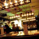 Restaurant – attractive lighting