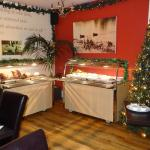 Sunday carvery 12-3pm and 5-8pm