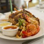 Baraza Seafood Platter