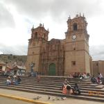 Catedral de Puno (a 2 cuadras del Hotel)