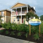Beach Spa Bed and Breakfast Front Entrance
