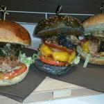 Personalizza il tuo burger!!qui da GRILL BURGER HOUSE
