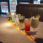 Yard cocktails