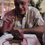 le dessert St Valentin