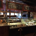 Portobello open kitchen