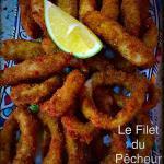 Croquettes mixtes (poisson & calmar)
