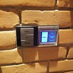 Lighting control interface