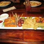 Appetizer assortment