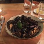 Steamed Muscles...AMAZING!!!