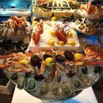 bans de poissons, coquillages et crustacés