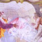 La Sacra Famiglia - Biagio Bellotti