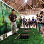 Our Tour Guide at the3 Cu Chi Tunnels (124367998)