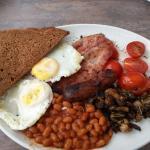 Scrummy breakfast