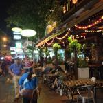 New siam guest house II street