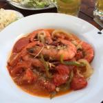 Shrimp Mexicano