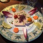 Terrine de saumon crémée à la ciboulette