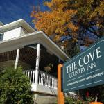 Cove Exterior and Entrance