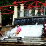 Water fun 2014.  St. Louis,  MO.