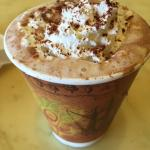 The absolute BEST hot chocolate!