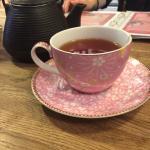Deres te er virkelig lækker