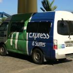 Foto de Holiday Inn Express Trincity Trinidad Airport
