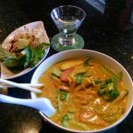 The Chicken Curry Vermicelli was fabulous!