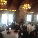 Meridian Restaurant for a private group lunch