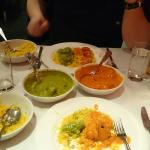 Gorgeous curries
