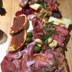 Mixed platter - yummy!