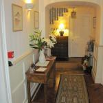 The lovely entrance hall (26/Feb/15).