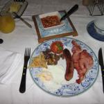 Foto van Glan y Dwr Bed & Breakfast