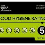 FIVE STAR FOOD RATING