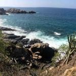 Coastal walk near Celeste Del Mar