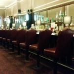 The Long Bar at Lamb's Grill