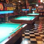 Pool Tables Filling Station