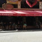Street View Cafe Cubana