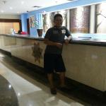 Lobby hotel Ibis Rajawali Sby