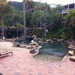 Foto de Club Croc Hotel Airlie Beach
