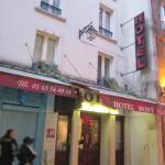 1 Hotel du Mont Blanc  Entry
