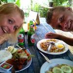 Nana's Warung in Kuta, Lombok
