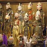 Javanese Puppets