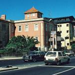 El hotel São Mamede.