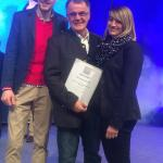 Preisverleihung TopAusbildungsbetriebe 2015 in Nürnberg