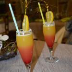 Excellent cocktail
