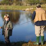 Fly Fishing at Peak District Spa Derbyshire