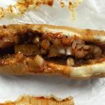 The best chili dog for a late night treat.