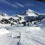 Gorgeous day on the mountain