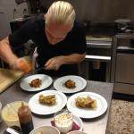 Chef Lindrgren Platiing