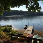 Foto de The Elms Waterfront Cottages